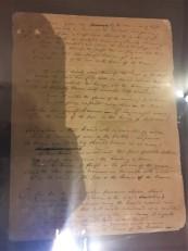 Key's original manuscript, Maryland Historical Society