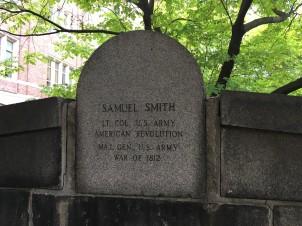 Samuel Smith grave