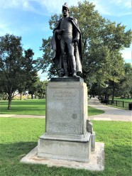 Samuel Smith statue, Federal Hill